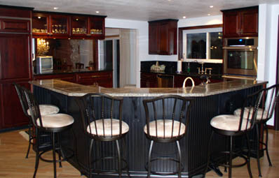 Fine Custom Cabinetry