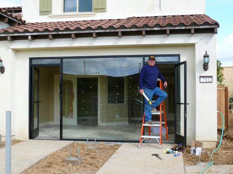 Glass Installation - San Diego Glass