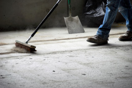 Construction Clean Up - California Commercial Cleaning Inc.