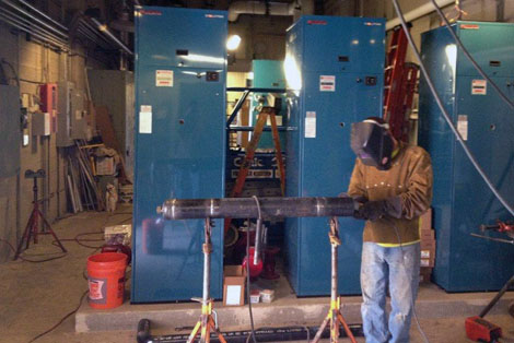 Boiler Installation - A.J. Miller Mechanical, Inc.