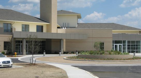 McLaren Hospitality House - All American Balancing, LLC