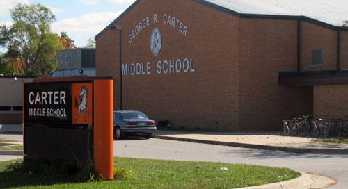 Clio Carter Middle School - All American Balancing, LLC