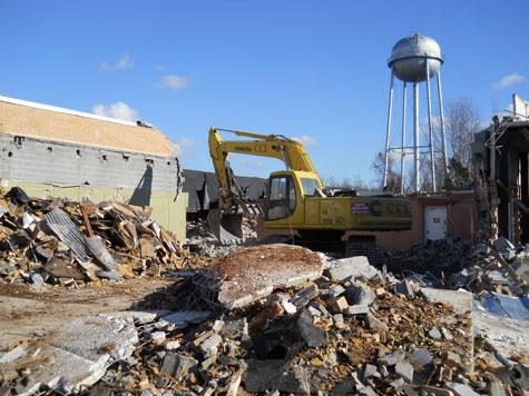 Arly Manufacturing Building; Matthews, NC - Contaminant Control, Inc.