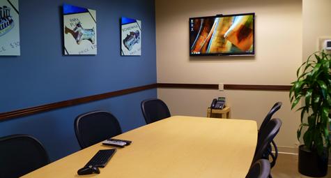 Confrence Room Presentation TV - Intrepid A/V Integration Solutions