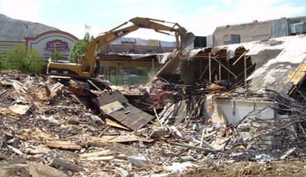 On Site - Demolition - Paz Demo