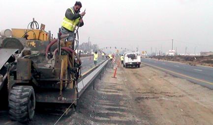 Concrete & Gravel Paving  - Wallace Concrete Inc.