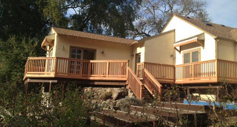 Residential Deck  - Roca Construction