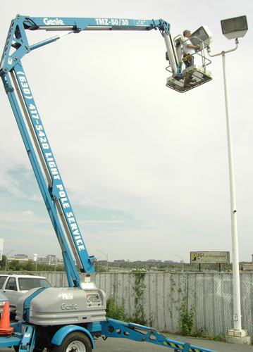 Light Pole Service