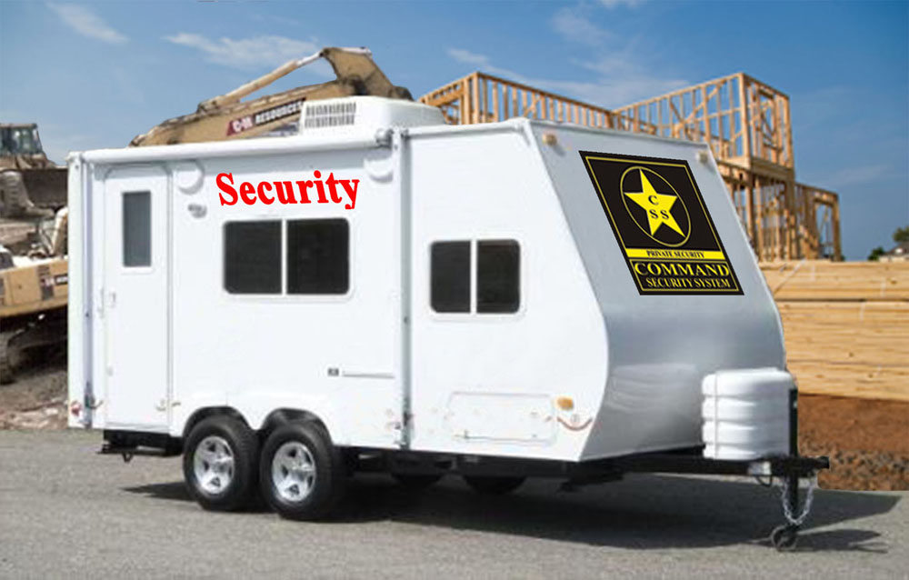 Command Security Trailer  - Command Security System