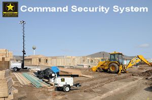 Command Security- Jobsite  - Command Security System