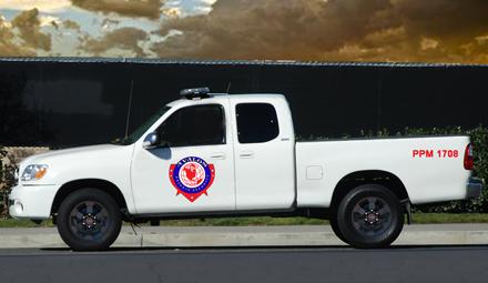 Avalon Patrol Car - Avalon Security, Inc.