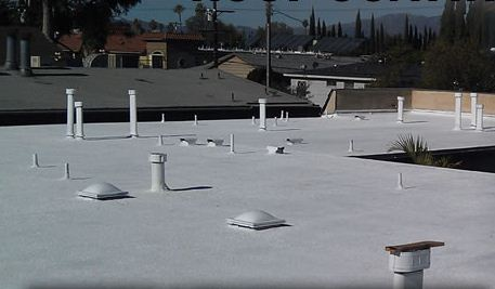 Roof Coating - Foothill Painting Co., Inc.