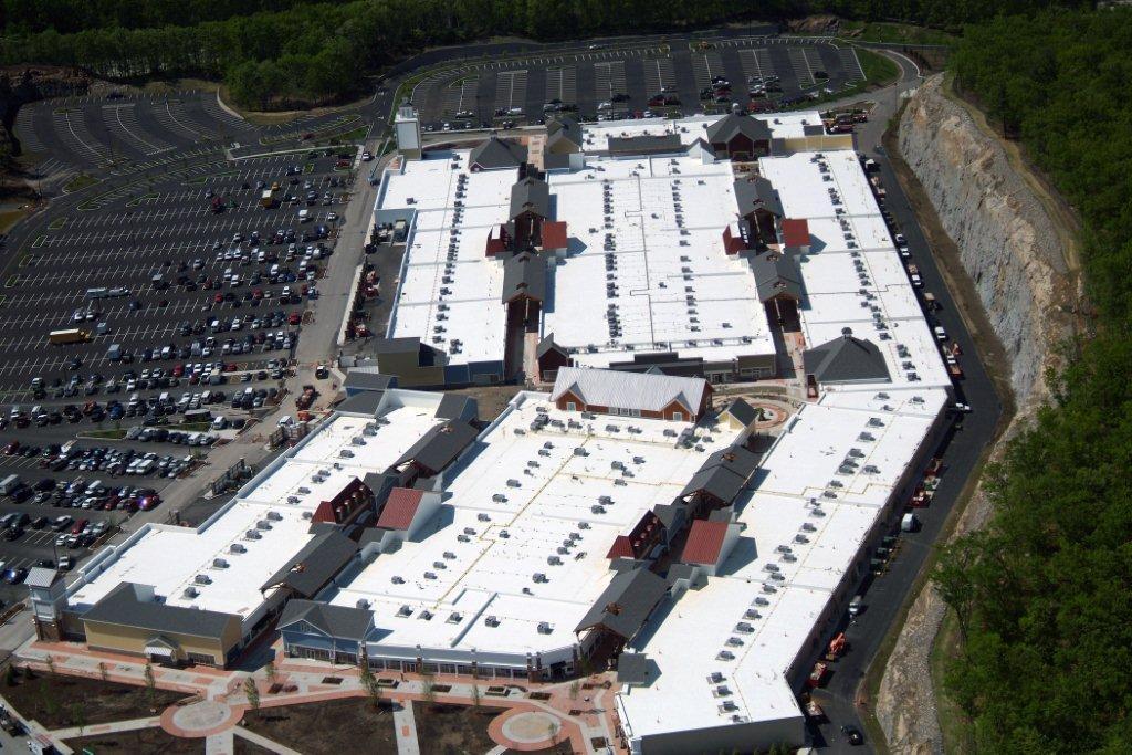 Merrimack Premium Outlets - Jet Concrete, LLC