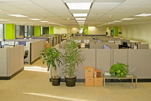 Interior Office Cleaning & Maintenance  - Forbes Commercial Services, Inc.