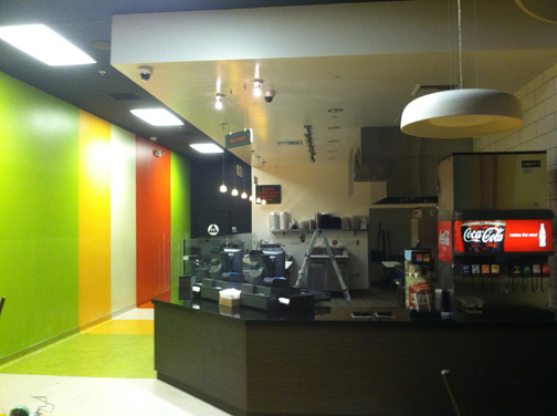 Commercial Painting - Interior  - FRESHCO Painters, Inc.