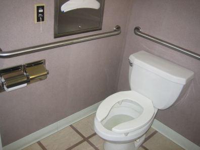 Commercial Bathroom Renovations - Diamond Drywall