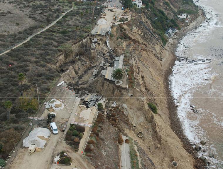LABOE White Point Landslide - Wagner Engineering & Survey, Inc.