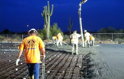 Commercial Concrete Construction  - Agate Concrete, Inc.