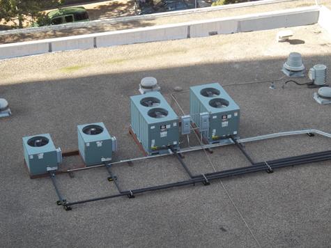 AC Roof Units  - Western Mechanical