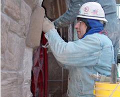 Stone Restoration & Patching  - Armani Restoration Inc.