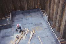 Below Grade Waterproofing - Armani Restoration Inc.