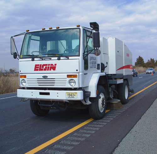 Paving Services  - Johnson/Baran Corp.