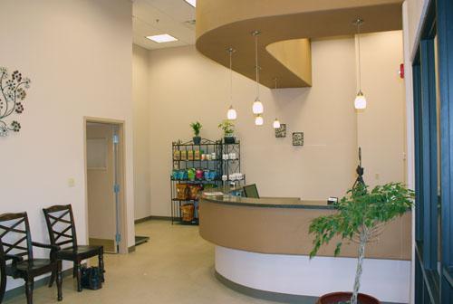 Veterinarian Clinic Tenant Improvement