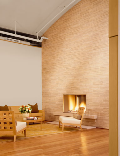 Harpo Studio Executive Offices - American Heritage Fireplace and Accessories, Inc.