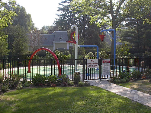 Spraypark- Greenwich, CT