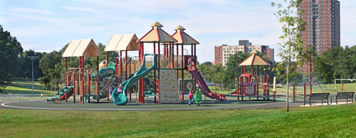 Pope Park- Hartford, CT