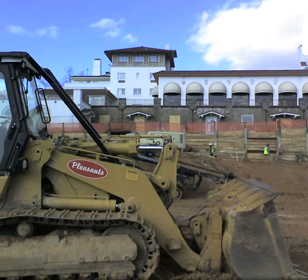 renovations to renowned Congressional Country Club