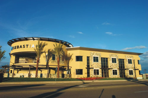 Sebastian Building - Technicon Engineering Services, Inc.