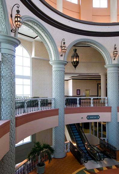 Gaylord Palms - Orlando, FL - Plasterform Decorative Architectural Systems