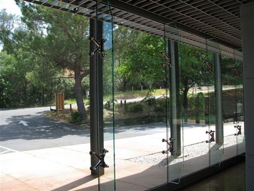 Lake Solano Nature Center Glazing - Acme Glass Co., Inc.