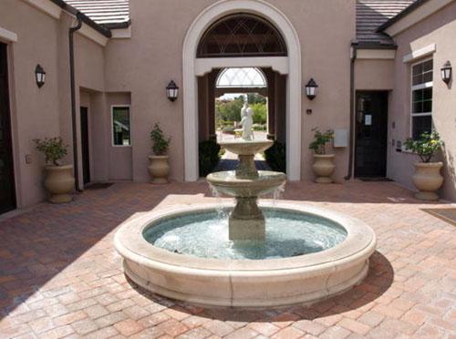 Fountain - Addison Pools Inc.