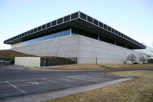 USAFA Mitchell Hall