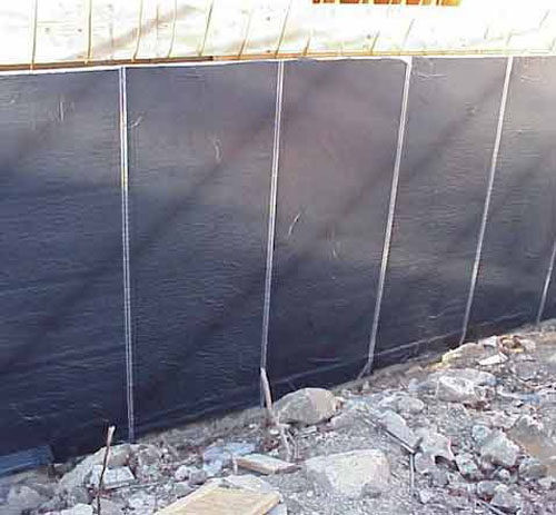 Polyguard 650 Membrane - New South Construction Supply, LLC