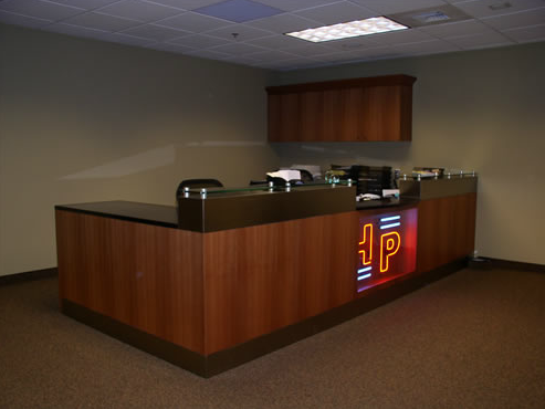 Commercial Project - Euro Craft Interiors Inc.