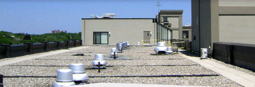 Industrial Roofing Services - Max Sontz Roofing Services, Inc.