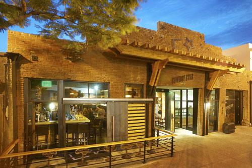 Cowboy Star Restaurant & Butcher Shop - Exterior - Dan Levy Construction Inc.