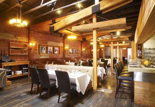 Cowboy Star Restaurant & Butcher Shop- Interior - Dan Levy Construction Inc.