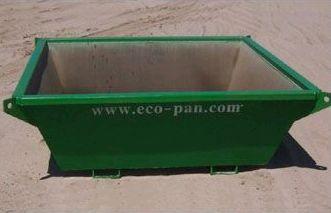 Eco-Pan 2.5 Yard - ECO-PAN, Inc.
