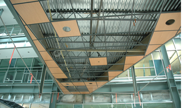 Acoustical Ceiling - Stafford Systems, Inc.