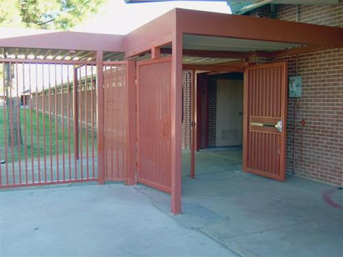 A ward fence mesa arizona fences gates gate