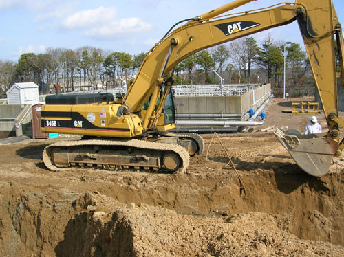 Waste Water Treatment Plant: Hyannis, MA - Patriot Equipment Corp.