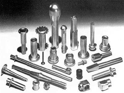 Cold Formed Parts - Nelson Stud Welding