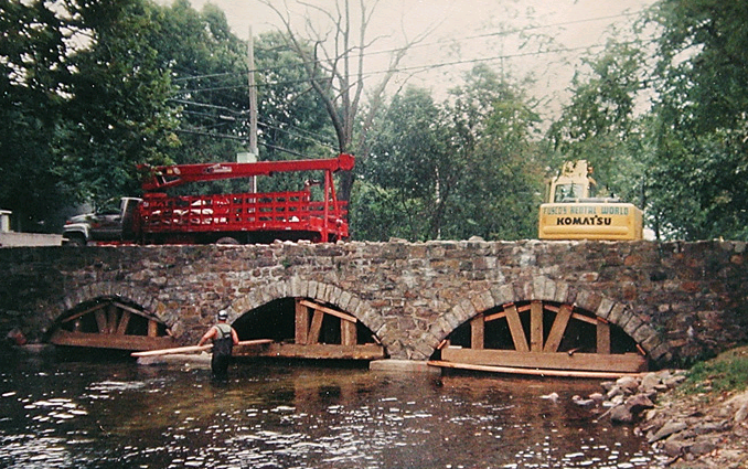 Warren County Historic Bridges Restoration