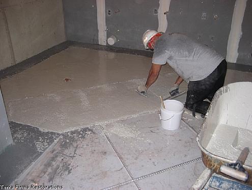 Terra Firma Restorations Inc Terrazzo Installation Image