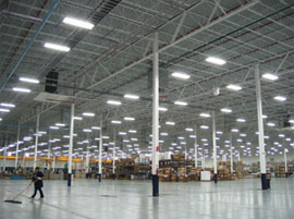Warehouse Electrical Work - A.J. Moreali Electric Consulting & Design