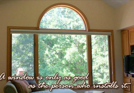 Specialty Shaped Window